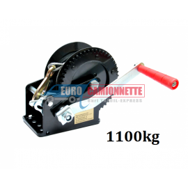 Treuil manuel DWK 1100kg - câble en acier
