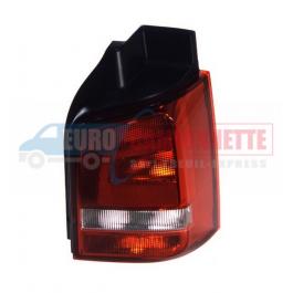 FEU AR VW T5/MULTIVANE/CARAV.. 09- rouge/blanc 1p arr. Droite
