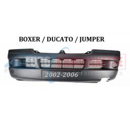 Pare choc av BOXER / JUMPER / DUCATO 02-06 noir