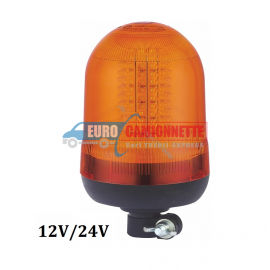 GYROPHARE LED FLEX 214X126MM 12/24V