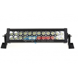 PANEL LED 72W 10V-30V 405mm flood OFF ROAD 4x4 DEPANNAGE Etc..
