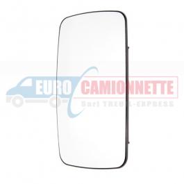 Miroir/Glace de rétroviseur manuel SPRINTER VW LT 95-2005 gauche