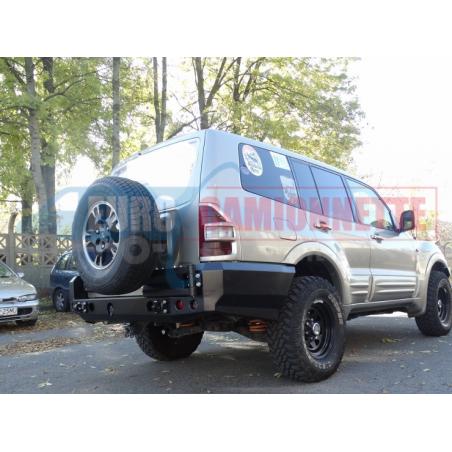 Support de roue de secours Mitsubishi PAJERO III