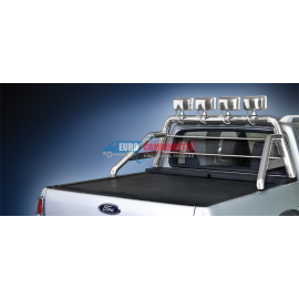 2012-XXXX Single hoop roll-bar with rectangular lamps.