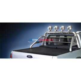 2007-2012 Single hoop roll-bar with round lamps.