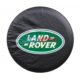 "Housse de roue de secours  ""LAND-ROVER"" O 78cm"