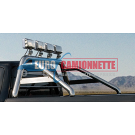 2009-2012 Single hoop roll-bar with rectangular lamps