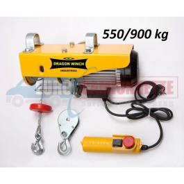 Treuil Dragon-Winch INDUSTRIAL 550/900 Kg 230V