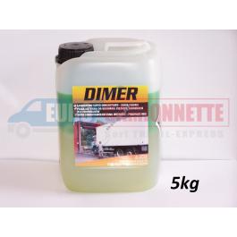 Dimer 5kg detergent degraissant nettoyage extérieur