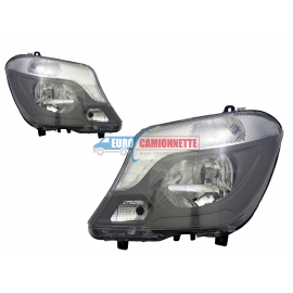 PHARE avant MERCEDES SPRINTER H7+H7 906 2013 -
