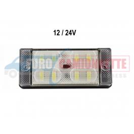 Feu de recul  LED / CAMION / REMORQUE etc.12/24V