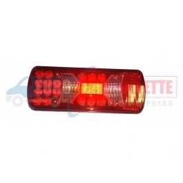FEUX LED arrière CAMION REMORQUE 24V  M-B / MAN