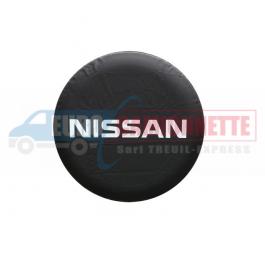 Housse de roue de secours NISSAN Ø76cm