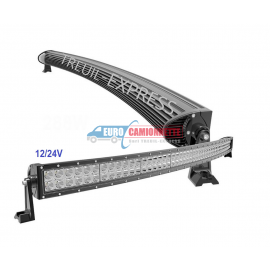 PANEL LED 288W 125cm 12-24V OFF ROAD 4x4 DEPANNAGE