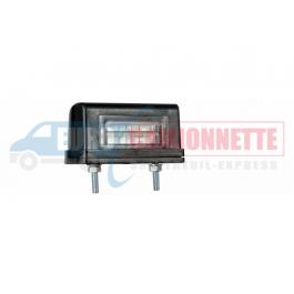 Feu de plaque d'immatriculation à LED en 12/24V