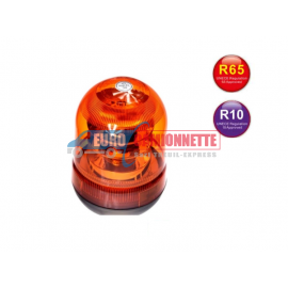 Gyrophare 18 LED x 3W 12/24V