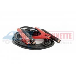 Câble de démarrage 600A 16mm² - 6m