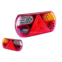 Feux arrière à LED universel 12/24V avec triangle