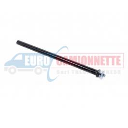Tube droit de fixation GARDE-BOUE Ø42 Support Aile de roue