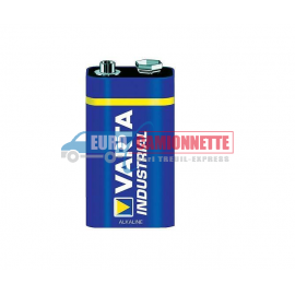 Varta Industrial Pile Alcaline 9V batterie LR61 4022