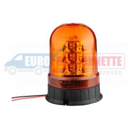 Gyrophare magnétique LED 12/24V 18x3W