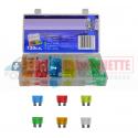 Coffret de 120 fusibles standard pour Auto Voiture