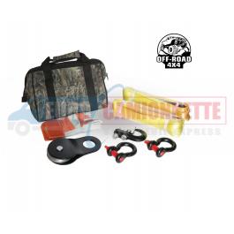 Kit de traction, Accessoires de treuillage pour 4x4