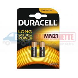 2 x PILES 12V DURACELL MN21