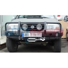 Pare-chocs Avant Suzuki Grand Vitara I 98-05 Avec protection des phares