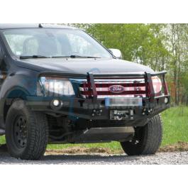 Pare-chocs avant pour Ford RANGER T6 11-15 2.2 Diesel Avec protections des phares