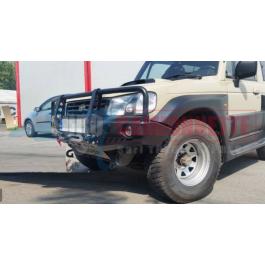 Pare-Chocs avant Hyundai GALLOPER INNO 98-03 Avec protection des phares