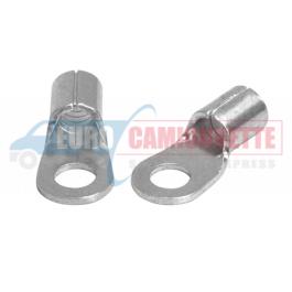 Cosse / Embout pour câble d'acier ou cuivre.