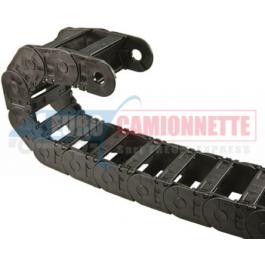 Chaîne porte-câble Uniflex pour dépanneuse et plateaux
