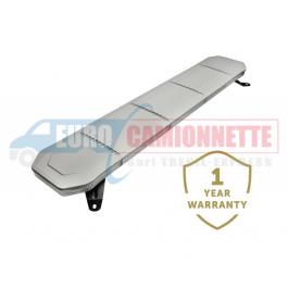 Rampe lumineuse Silver à Led 12/24v 110 cm ou 135 cm en aluminium pour dépanneuse, remorque, plateau etc