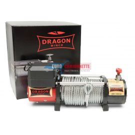 Treuil Dragon Winch 13000 HD 5,9T 12/24V