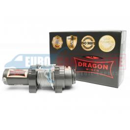 Treuil dragon Winch DWH 4500 HD 12V 2T pour Quad, ATV, UTV
