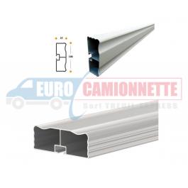Barre de protections latérales en aluminium anodisé