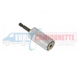 Embout universel CRV avec adaptateur 7-19mm