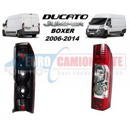 Feu arrière pour Boxer Jumper Ducato de 2006 à 2014