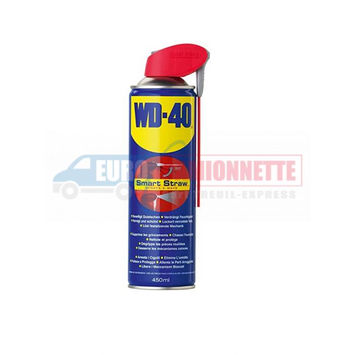 Produit Multifonction WD-40 Lubrifiants dégrippant professionnel 450ML