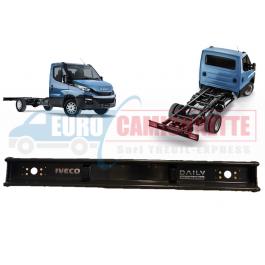 Pare-chocs arrière Iveco Daily 1999- camion benne caisse plateau
