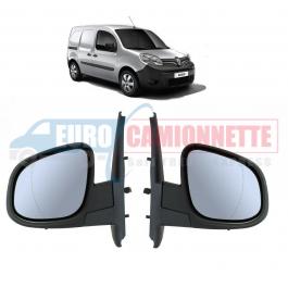 Rétroviseur Manuel ou électrique pour Renault Kangoo / Mercedes Citan de 2014-2020