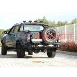 Pare-chocs arrière pour Ford RANGER T6 15-19 3.2 DIESEL