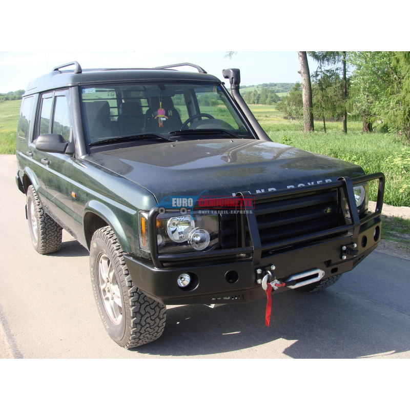 98 Land Rover Discovery: Pare Chocs Pour Land Rover Discovery II 98-2004