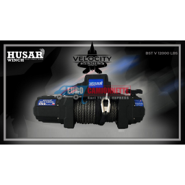 Treuil HUSAR WINCH BST-S 12000 LBS/5.4T 12V