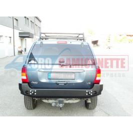 Pare chocs arrière pour Jeep GRAND CHEROKEE WJ 99-04