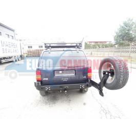 Support pour roue de secours pour Jeep Grand Cherokee ZJ