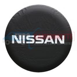 Housse de roue de secours  NISSAN Ø84cm