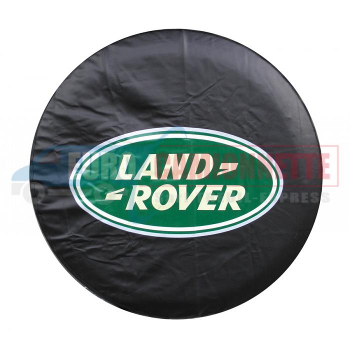 housse de roue de secours land rover 72cm 15 16 17 pouces. Black Bedroom Furniture Sets. Home Design Ideas