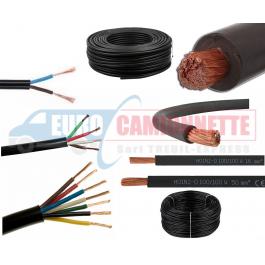 Câble électrique Remorque Voiture Camion Camping-car 12V 24V